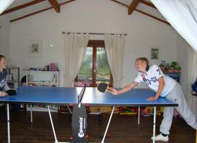 Tennis de table - ping-pong