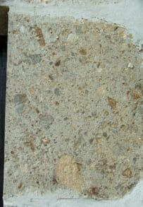 Rochechouart meteorite impact breccia