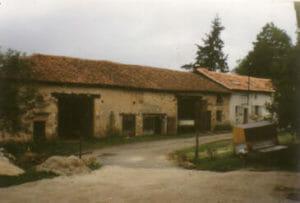 La Croix Spa before restoration