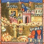 Richard Coeur de Lion at the Siege of Acre