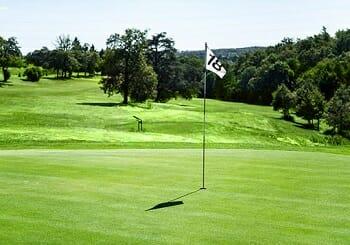 Parcours de golf à proximité de La Croix Spa