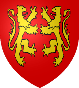 Richard the Lionheart coat of arms