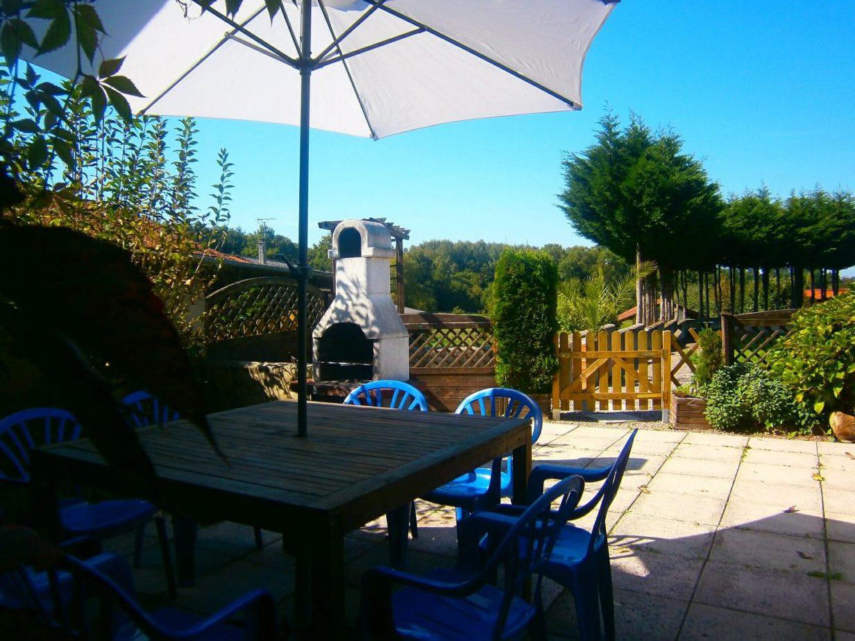 La terrasse de Corneille