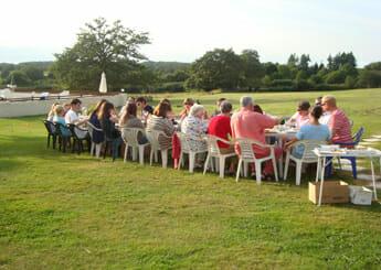 Grand réunion de famille à La Croix Spa