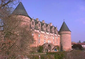 The Chateau at Rochechouart