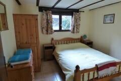 Ground floor bedroom (double)