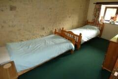 Upstairs twin bedroom - Baudelaire