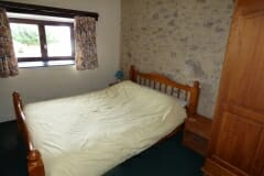 Upstairs double bedroom - Baudelaire