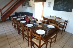 Dining Room - arranged for 10