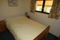Upstairs double bedroom (smaller of 2)